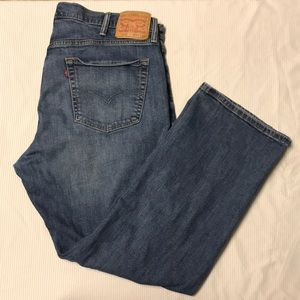 Men's 559 Levi's Relaxed Straight Fit 38x32